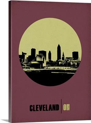 Cleveland Circle Poster I