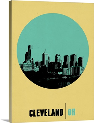 Cleveland Circle Poster II
