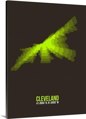 Cleveland Radiant Map I