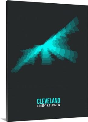 Cleveland Radiant Map II