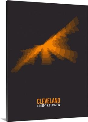 Cleveland Radiant Map III