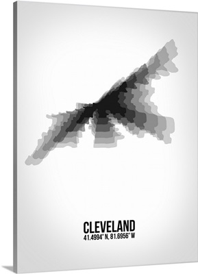Cleveland Radiant Map IV