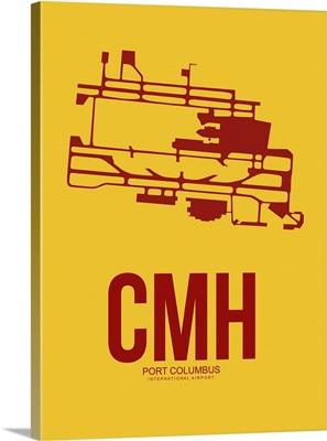 CMH Port Columbus Poster III
