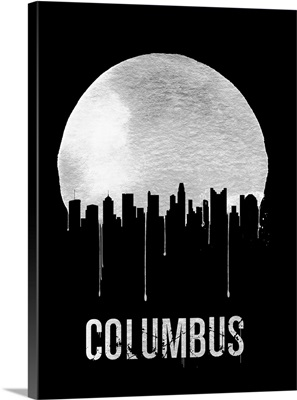 Columbus Skyline Black