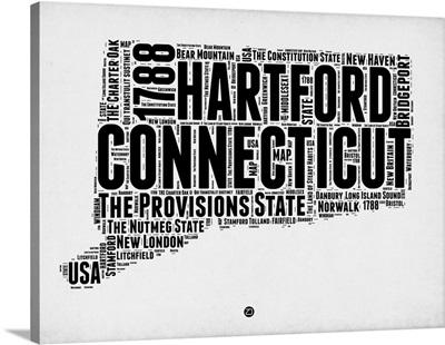 Connecticut Word Cloud II