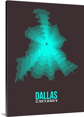 Dallas Radiant Map II