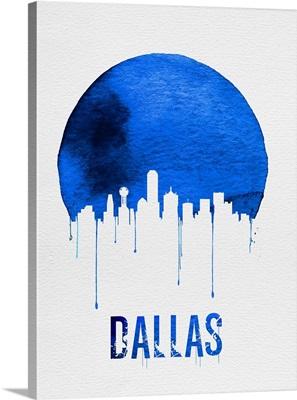 Dallas Skyline Blue