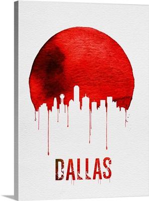 Dallas Skyline Red