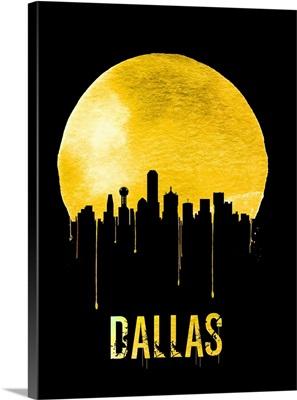Dallas Skyline Yellow
