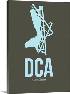 DCA Washington Poster I