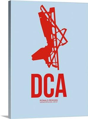 DCA Washington Poster II
