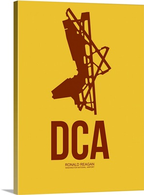 DCA Washington Poster III