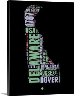 Delaware Word Cloud I