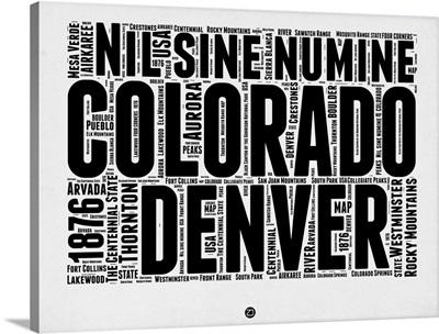 Denver Word Cloud II