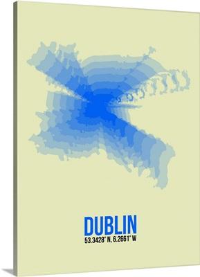 Dublin Radiant Map I