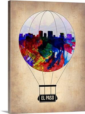 El Paseo Air Balloon