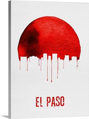 El Paso Skyline Red