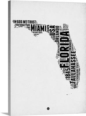 Florida Word Cloud II