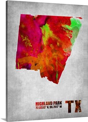 Highland Park Texas