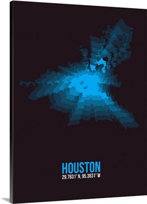 Houston Radiant Map I