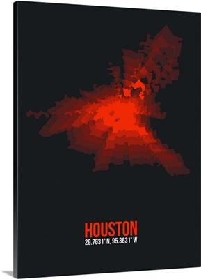 Houston Radiant Map II