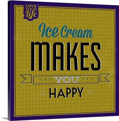 Ice Cream I