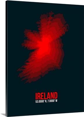 Ireland Radiant Map I