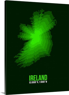 Ireland Radiant Map II