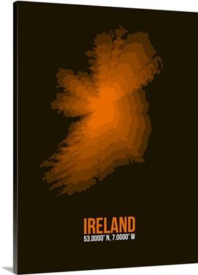 Ireland Radiant Map III