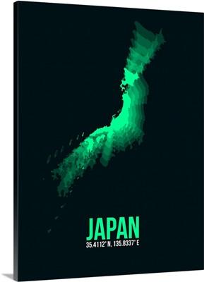 Japan Radiant Map II
