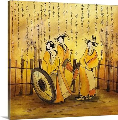 Japanese Dreams II