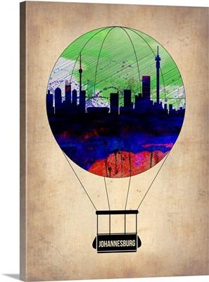 Johannesburg Air Balloon