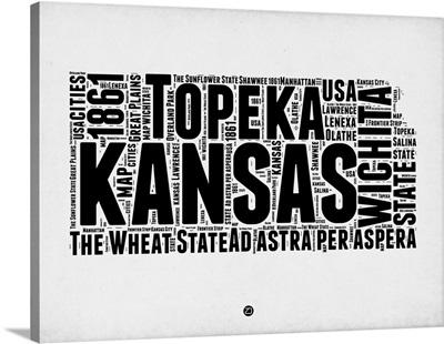 Kansas Word Cloud II