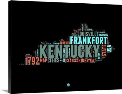 Kentucky Word Cloud I