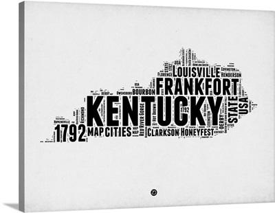 Kentucky Word Cloud II