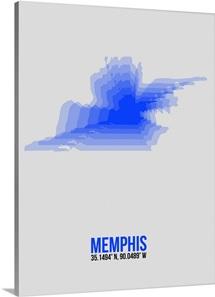 Memphis Radiant Map III