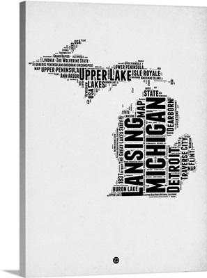 Michigan Word Cloud II