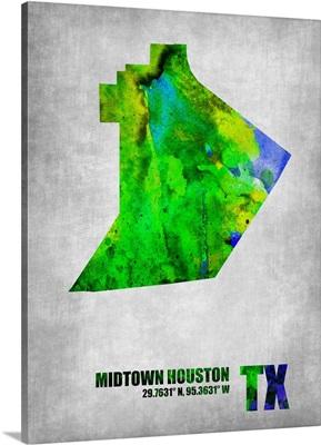 Midtown Houston Texas