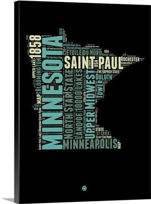 Minnesota Word Cloud I