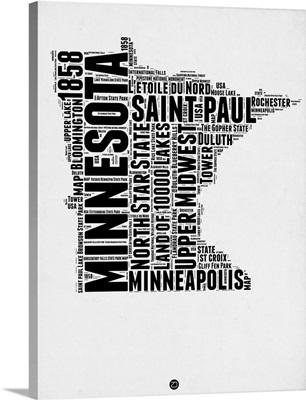 Minnesota Word Cloud II