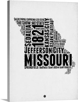 Missouri Word Cloud II