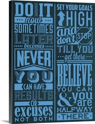 Motivation Set Blue