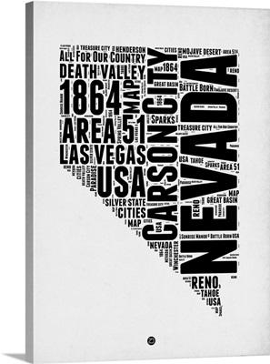 Nevada Word Cloud II
