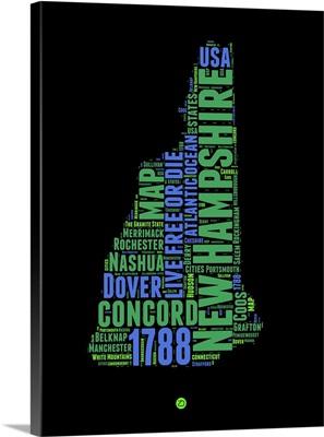 New Hampshire Word Cloud I