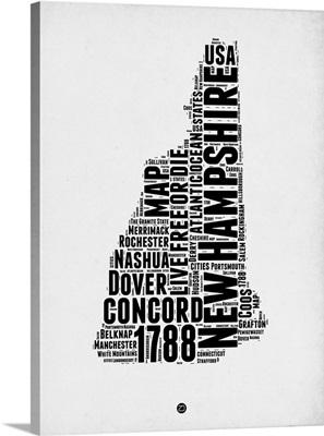 New Hampshire Word Cloud II