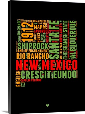 New Mexico Word Cloud I