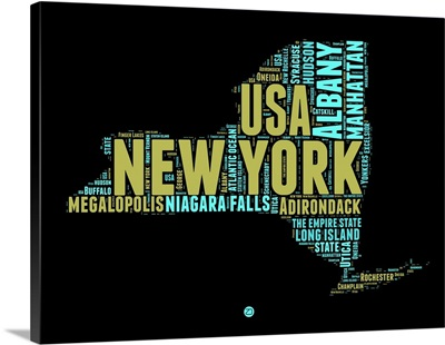 New York Word Cloud I