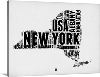 New York Word Cloud II