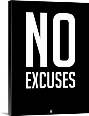 No Excuses I