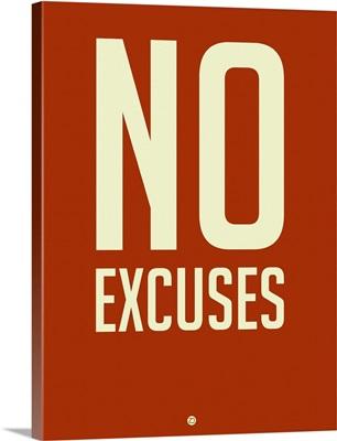 No Excuses II